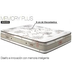 Colchon MEMORY PLUS