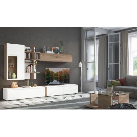 Salon moderno f 532 composicion 104 trend for Composicion salon moderno