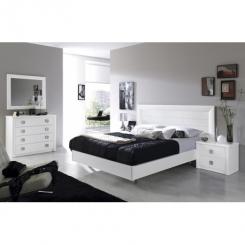 Dormitorio clasico COMPOS 02 F 859 FROM
