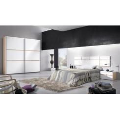 Dormitorio moderno COMPOS 114 F 336
