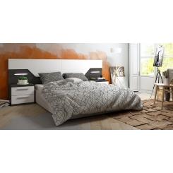Dormitorios modernos F826-U-04