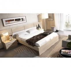 Dormitorio matrimonio moderno 99 H 532
