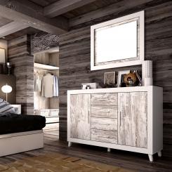 Dormitorios modernos F826-J-228