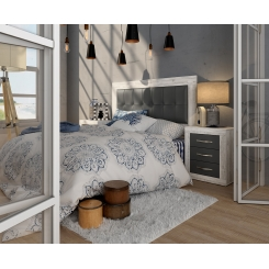 Dormitorios modernos F826-J-224