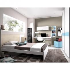 Dormitorio juvenil Camas 99 H 506