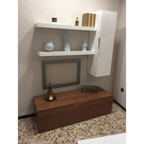 Mueble de liquidacion Composición salón 150cm