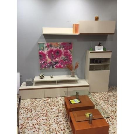 Mueble de liquidacion Composición salón 240cm
