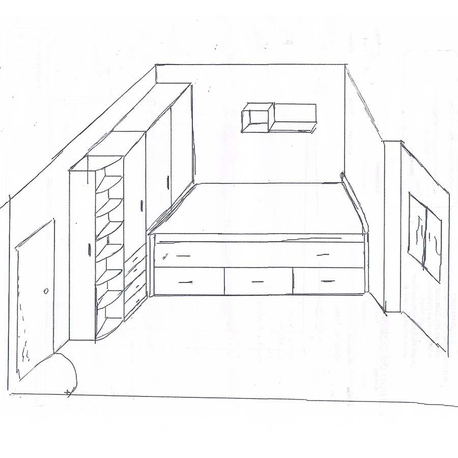 dormitorios juveniles a medida en sevilla