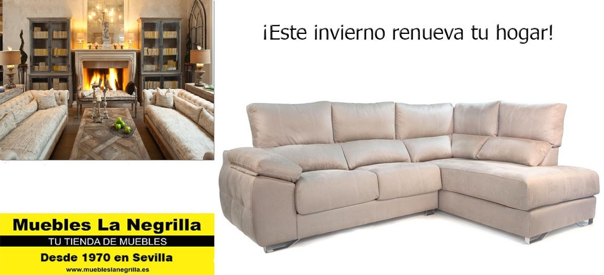 SOFAS SEVILLA